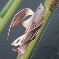 pdw Sparrow Bottle Cage Rose Gold